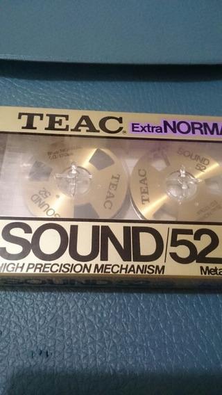 Teac 52 G Metal Reel Fita Cassete K7 Não Vendo Para O Py3ham