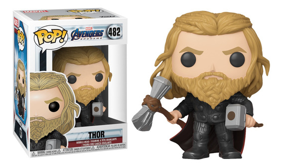Funko Pop Thor With Weapons Avengers End Game