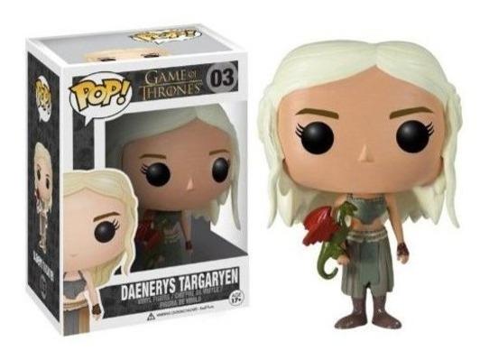 Funko Pop Figura Daenerys Targaryen Int W3012 Original Wabro