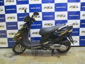 Suzuki Burgman 125 16/17