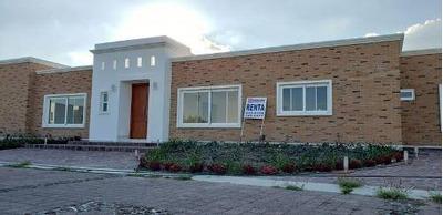 Residencia Nueva En Renta El Campanario