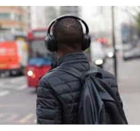 Fone De Ouvido Sem Fio Bluetooth Sem Ruidos Para Caminhada