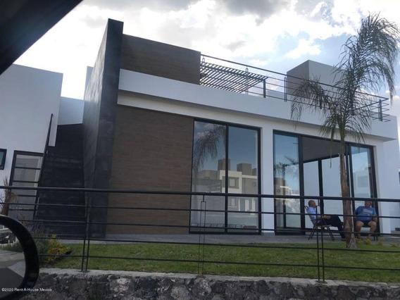 Qh Renta De Casa Amueblada En Zakia 20-2431