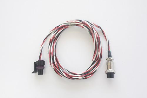 Chicote Para Sensor De Pressão 2.5 Metros - Mike 3 Vias