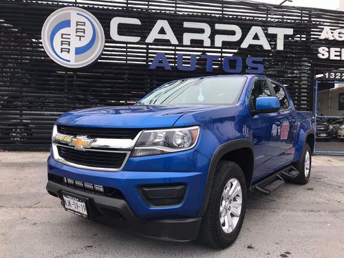 Imagen 1 de 13 de Chevrolet Colorado 2019 2.5 L4 Lt 4x2 At