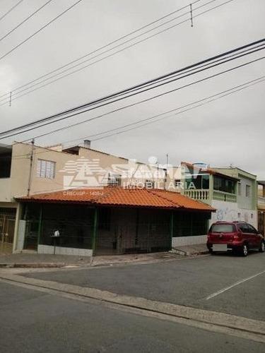 Imagem 1 de 30 de Venda Casa 3 Dormitórios Jardim Bom Clima Guarulhos R$ 495.000,00 - 33360v