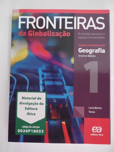 Pnld 2018 Livro Professor Geografia Fronteiras Marina 1º