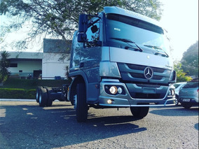Mercedes-benz Atego 2426 6x2 Plataforma 2019