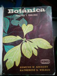 C41 Botanica Principios Y Problemas, Edmund W. Sinnott
