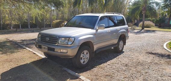 Toyota Land Cruiser Vx 100 4.2 Td Automa