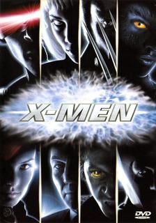 X - Men ( Hugh Jackman Patrick Stewart ) Marvel Dvd Original
