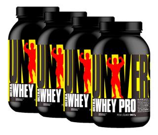 4x Ultra Whey Pro 907g - Universal Nutrition