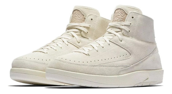 Tênis Nike Air Jordan 2 Retro Decon Sail Authentic