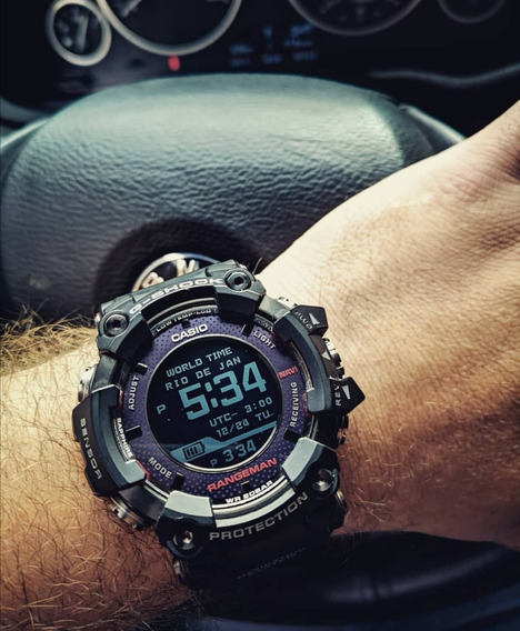 Relógio Casio Rangeman Gpr B1000 Solar Gps, Oportunidade