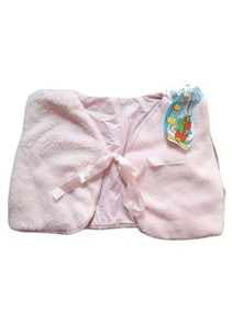 Colete Infantil Plush Tam 2 3 4 6 8 Anos