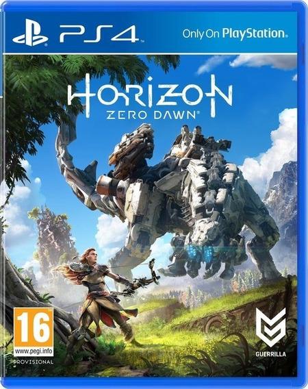 Horizon Zero Dawn Ps4 Midia Digital Primaria