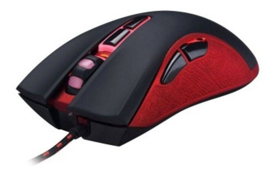 Mouse Gamer Spider 2400dpi Xfire