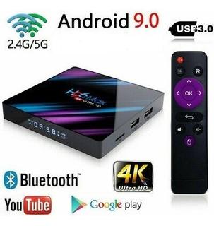 Tv Box H96max Para Ver Flow O Kodi Listas M3u