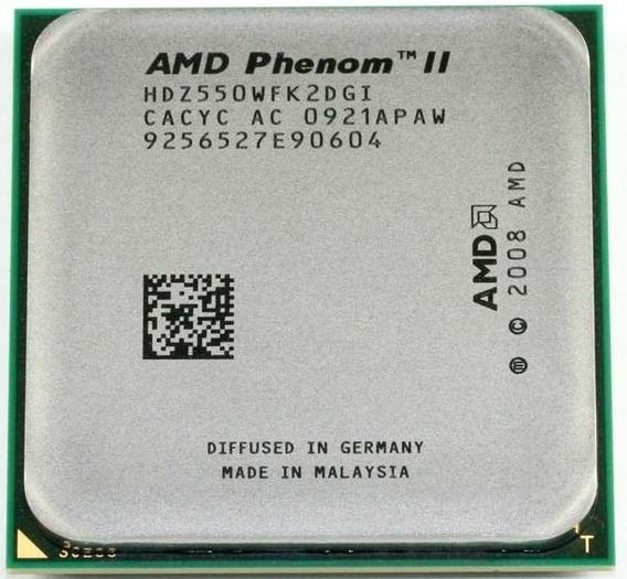 Phenom Ii X2 550 - Unlocker P/4 Núcleos