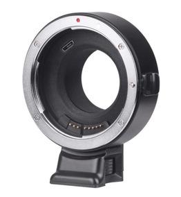 Adaptador Viltrox Ef-fx1 Lentes Canon Para Camera Fuji Fx
