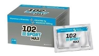 102 Sport Max Multivitaminico X 30 Sobres Magistral Lacroze