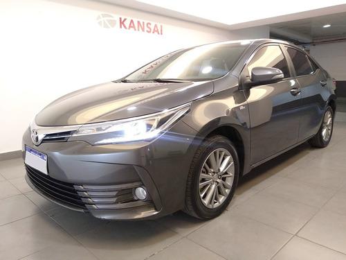 Toyota Corolla Xei Pack 1.8 Cvt 2017 340dt