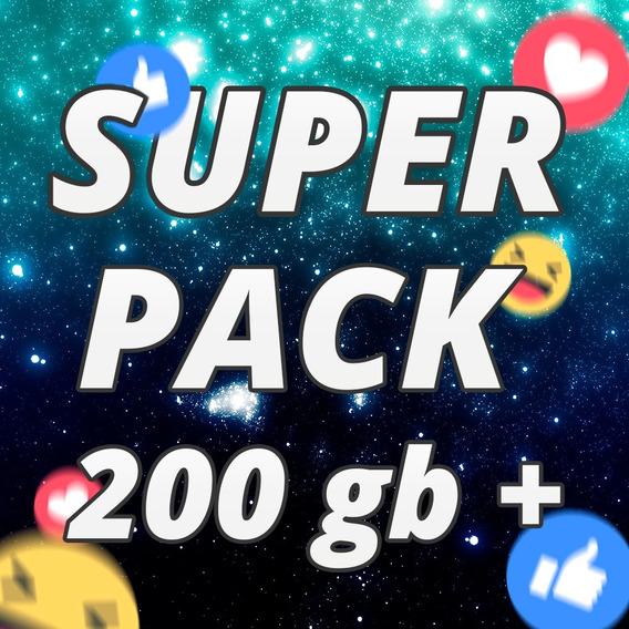 Super Pack Social Media 200 Gb+ Brindes
