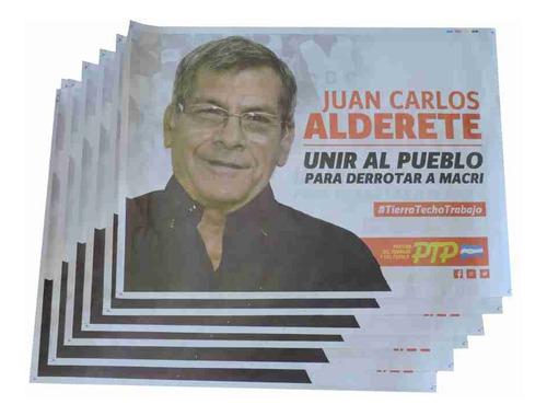 Afiches De Papel 59x82cm X 500u Impresos Offset 1 Color