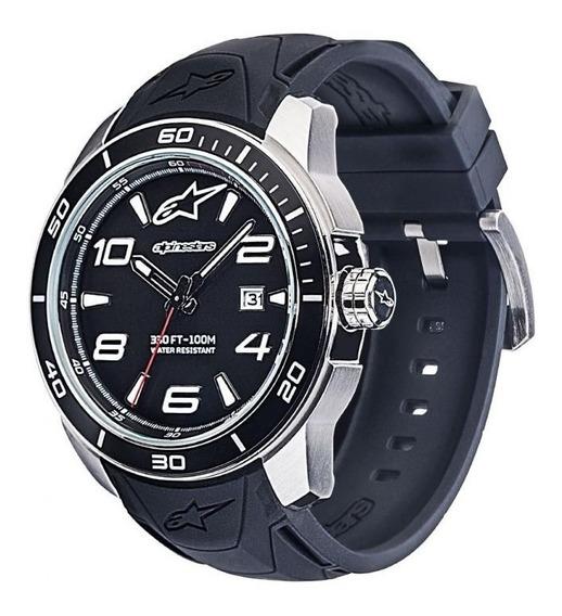 Relógio Alpinestars Pulso Tech 3h Pulseira Silicone