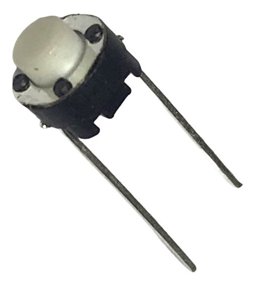50 Unidades Touch Tact Switch 5.1mm 2 Patas Equipos Aiwa