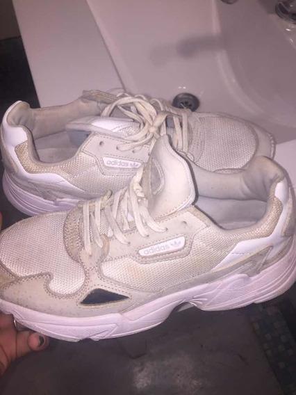 adidas Falcon Triple White Originales