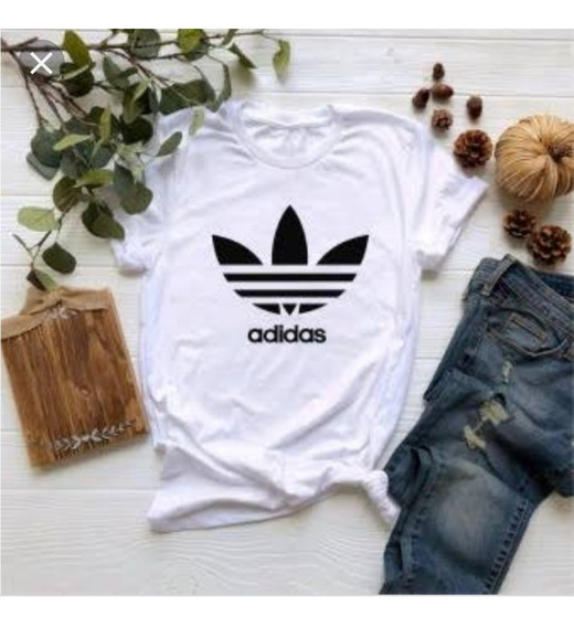 Camiseta Adidas Feminina Tumblr Camisetas com o Melhores