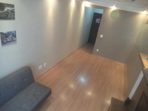Apartamento Condomínio Spazio Club Barueri 69 Mts 3 Dorms 1 Vaga - Oportunidade - Rr3007 - 68979697