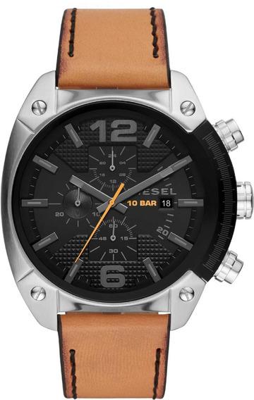 Relógio Diesel Masculino Cronógrafo Overflow Dz4503