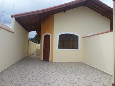 Casa Nova Na Praia De Itanhaém