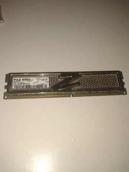 Memoria Ram Ddr2 2gb 800mhz Ocz Platinum Edition