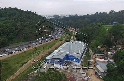 Ga1047 - Aluguel De Galpão Em Osasco Ao Lado Da Rodovia Anhanguera - Ga1047 - 33872554