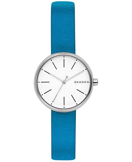 Relógio Skagen Couro - Skw2597/0kn