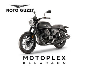 Moto Guzzi V7 Ii Stone Entrega Inmediata Motoplexbelgrano