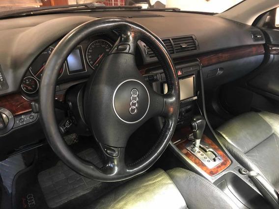 Audi A4 1.8 Turbo Multitronic 4p 2004