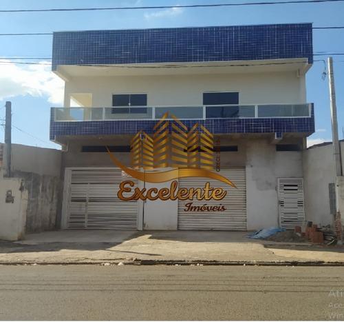 Imagem 1 de 13 de Casas - Aluguel - Jardim Santana - Cod. 399 - L399
