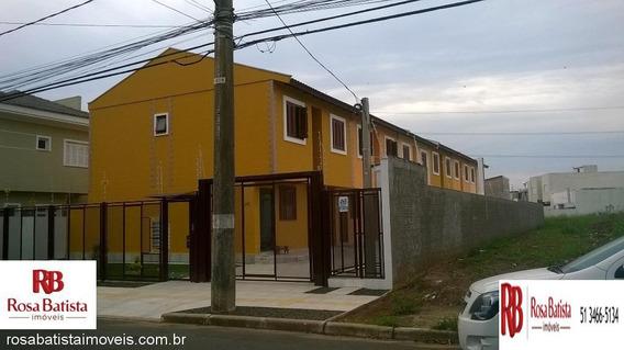 Sobrado Com 03 Dormitório(s) Localizado(a) No Bairro São José Em Canoas / Canoas - S123