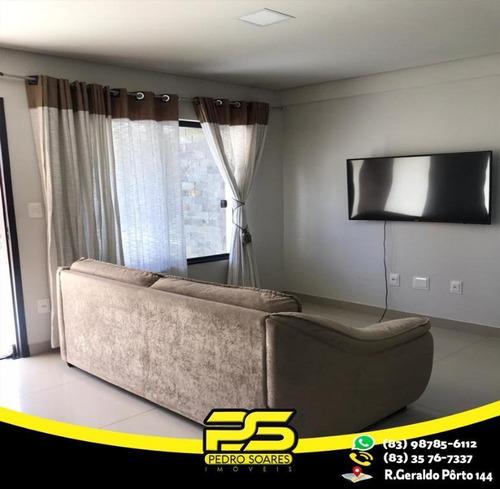 Chalês Com 2 Dormitórios À Venda Por R$ 199.900 - Cidade Balneária Novo Mundo I - Conde/pb - Ca0392