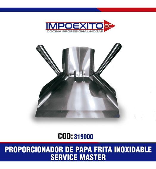 Proporcionador De Papa Frita Inox Service Master Impoexito