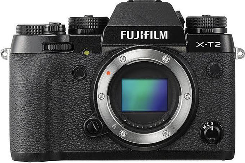 Câmera Fujifilm X-t2 Mirrorless - Corpo - Como Nova Na Caixa
