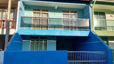 Sobrado Na Praia À Venda, Balneário Costa Azul, Matinhos - Imobiliária No Litoral - Codigo: So0337 - So0337