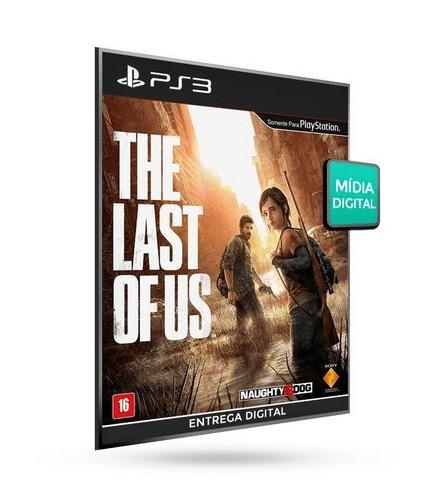 The Last Of Us Português Ps3 Jogo Em Promoção Envio Hoje