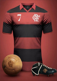 Quadro Resinado Em Mdf - Flamengo - Tamanho A2