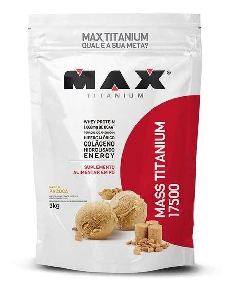 Mass Titanium 17500 Refil (3000g) Max Titanium