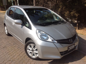 Honda Fit 1.5 Lx At Cvt Impecable Única Dueña 29,500 Km